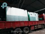 3mm - 19mmの極度の明確なフロートガラス(UC-TP)