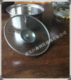 Tapa del vidrio Tempered para el Cookware