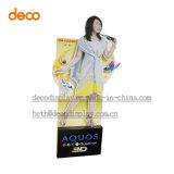 Papel de cartón Standee Tienda Promoción Publicidad Cartón Display Stand