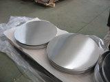 Círculo laminado a alta temperatura do alumínio 6061 de China com o fabricante grosso de 16mm