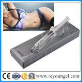 Seringa cutânea das injeções 10ml 20ml do enchimento do Ha do enchimento do ácido hialurónico para a ampliação do peito e da nádega