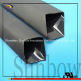 tubo termocontraíble Pegamento-Alineado suave del PE 2X