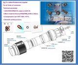 Pieza de goma de FKM para el conector auto con RoHS UL94-V0