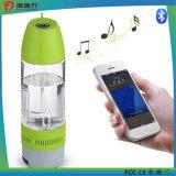 Haut-parleur neuf de Bluetooth du professionnel de la création 2016 avec la bouteille d'eau et la boussole