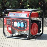 Generador redondo de la gasolina de la potencia del marco del surtidor experimentado la monofásico de la CA del bisonte (China) BS1800b 1kw 1kVA 220V