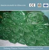 Material de cubierta directo de la tienda del encerado del PVC del gorjeo de la fábrica