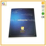 高品質の印刷の薄紙表紙の文庫本