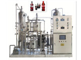 Sprankelend Co2 drinkt het Mengen zich van de Drank Machine voor de Lijn van CDD