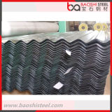 Гальванизированные Corrugated лист толя/плитки толя