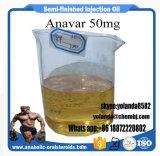 근육 건물을%s 99% 높은 순수성 대략 완성되는 스테로이드 기름 Oxandrolone Anavar