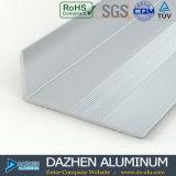 Profil en aluminium de garniture en aluminium de tuile avec anodisé