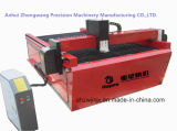 Máquina de estaca automática do plasma do CNC