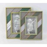 Het nieuwe Antieke Houten Frame van de Foto voor de Decoratie van het Huis