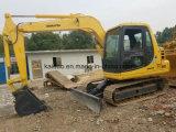 Máquina escavadora usada da esteira rolante de KOMATSU PC60-7, máquina escavadora de KOMATSU (PC60-7)