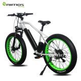 Bicicleta eléctrica barata ocultada del neumático gordo de la pulgada 350W de la batería 26*4.0