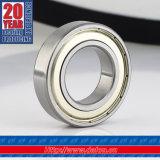 P6 Z3V3 Chromstahl-Bewegungsmotor-tiefes Nut-Kugellager (6208open/-2RZ/-2RS/-ZZ)