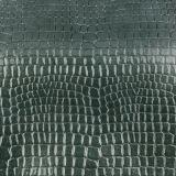 Cuir d'unité centrale de crocodile pour le bagage de sac à main et décoratif synthétiques