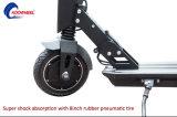 fibra del carbonio di 24V 250W/motorino elettrico pieghevole del pattino dell'equilibrio lega di alluminio