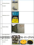 máquina lateral reta resistente da imprensa de potência 600ton