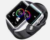 A1 Bluetooth intelligente Screen-intelligente Uhr-Antiverlorenes der Uhr-Doppel-SIM G/M