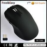 Kundenspezifische drahtlose optische Maus des Computer-2.4GHz