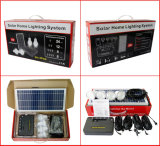 Het draagbare ZonneSysteem van de Verlichting van het Huis voor 4 Zalen