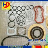 6D125 vieux type nécessaire de garniture de révision de moteur pour des pièces d'excavatrice