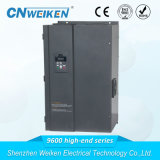 9600 inverseur triphasé de fréquence de la série 380V 110kw avec la haute performance