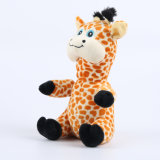 Animal macio encantador brinquedo enchido do luxuoso do Giraffe