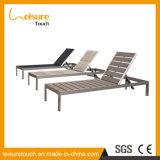 Los muebles al aire libre previenen la silla de cubierta cómoda del jardín de la playa ULTRAVIOLETA de la piscina