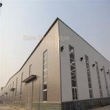 De Workshop van de Structuur van het Staal van de Bouw van de fabriek in Libië
