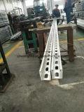 Bride photovoltaïque poursuivant unistrut galvanisé par HDG