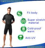 Muta umida durevole dell'attrezzatura per l'immersione del manicotto di Short di forma fisica del neoprene dell'uomo