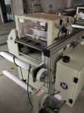 Großserienfertigungs-automatische doppelte anhaftende Abstands-Ausschnitt-Maschine