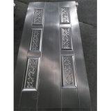 Дешевая и точная стальная дверь обеспеченностью (sh-039)