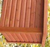 Псарня собаки дома любимчика конструкции способа деревянная