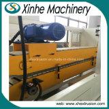 PE 2キャビティ生産ラインまたは押出機機械か対ねじ押出機機械