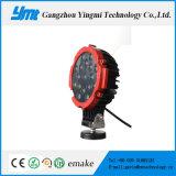 vehículo campo a través de la luz del coche de la motocicleta LED de 9-36V 180W 4D