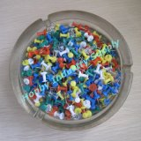 Pin di spinta del programma di figura della maniglia di colori di alta qualità 23mm