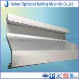 Panneaux en aluminium personnalisés de nid d'abeilles de forme pour la décoration extérieure
