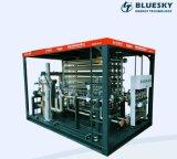 LNG-Brennstoffaufnahme-Schiene, LNG-Brennstoffaufnahme-Station, Natur-Tankstelle, Industrie-Gas-Gerät, LNG, das zum Fahrzeug wieder tankt,