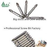 Bits de chave de fenda materiais do uso S2 da alta qualidade bons com magnético forte