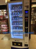 Напиток высокого качества & заедк & комбинированный автоматический торговый автомат