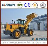 Zl50 de Uitgezien op Machine van de Bouw van de Mijnbouw van de Lader van het Wiel