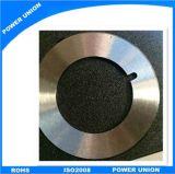 Tratado con calor cuchillas circulares para máquinas de corte longitudinal