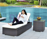Outdoor Rattan Beach Chairs / Sunbed / Lounger / Daybed
