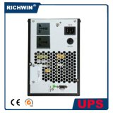 Caliente-Vender la UPS en línea de alta frecuencia pura de la onda de seno 1kVA~3kVA con la pantalla del LCD