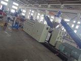 Wasser-Ring PE/PP Plastikfilm/aufbereitender und Pelletisierung-/Granulation-Anhäufungs-Produktionszweig Beutel