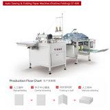 Volle automatische Buchbindemaschine des Fabrik-Preis-CF-600 mit Cer