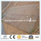 Fábrica galvanizada das cestas de Gabion da liga de alumínio
